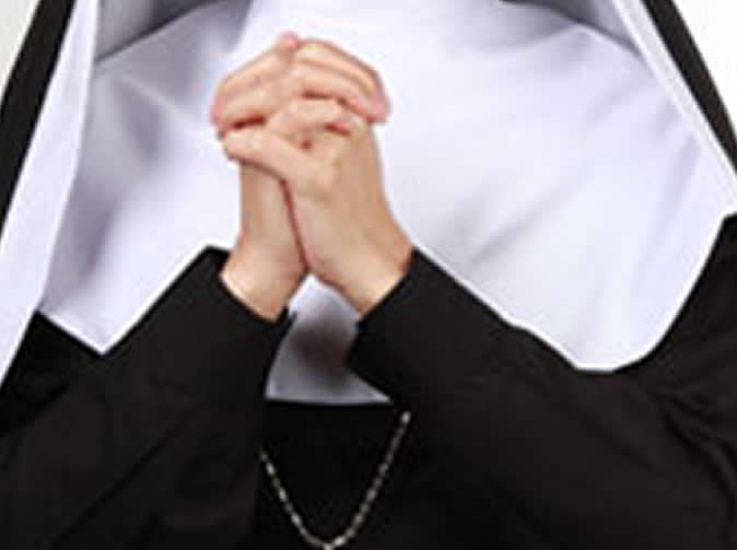 86-year-old nun gang raped in her room