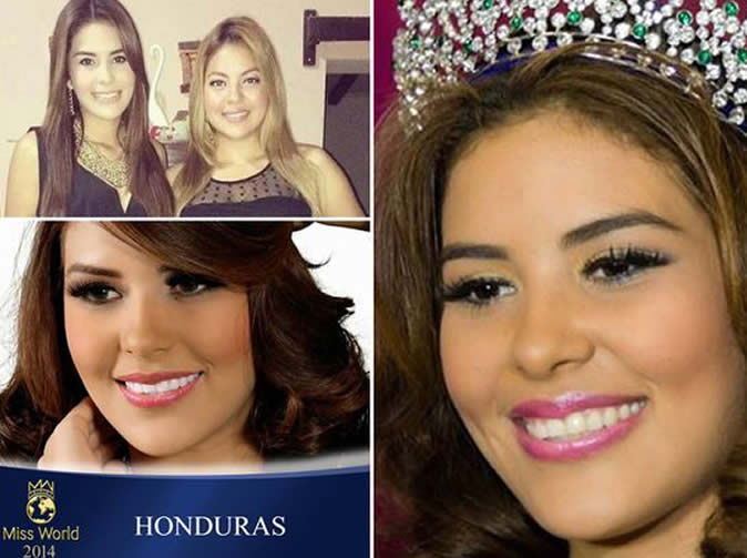 Miss World 2014 contestant goes missing