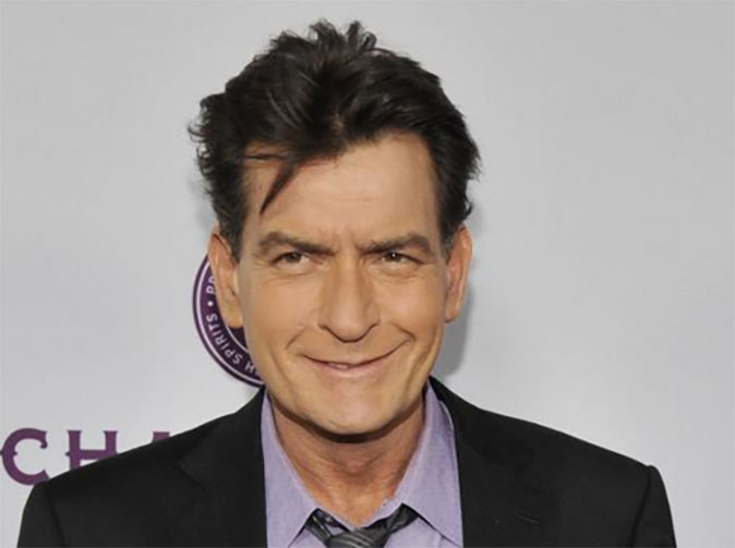 Charlie Sheen 'fears man he hired for sex gave him HIV'