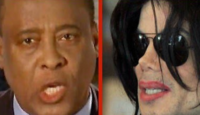 Michael Jackson's Dr Murray threatens AEG and family about bombshell secrets