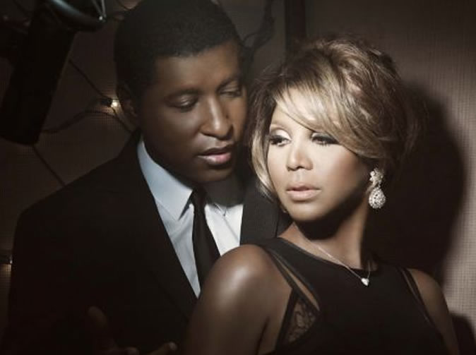 Toni Braxton and Babyface reunite