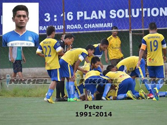 Footballer dies after suffering serious spinal injury during goal celebration