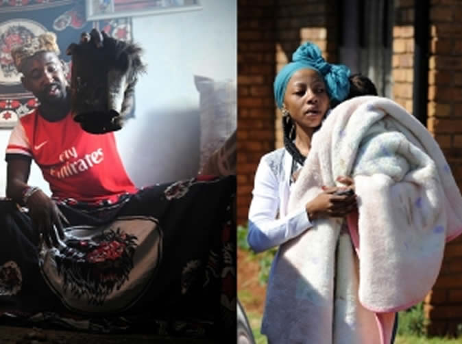 'Kelly Khumalo must become a traditional healer or her boyfriends will die' claims healer