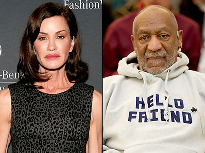 Supermodel Janice Dickinson claims Bill Cosby raped her