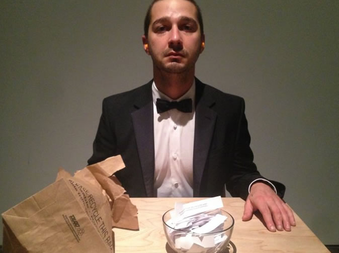 Hollywood actor Shia LaBeouf 'raped by a woman'