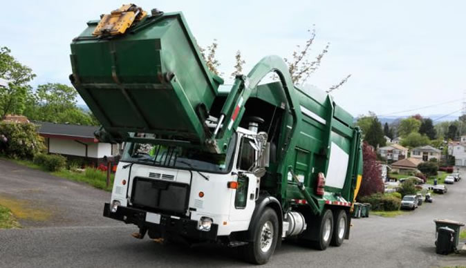Teen crushed to death inside a rubbish truck