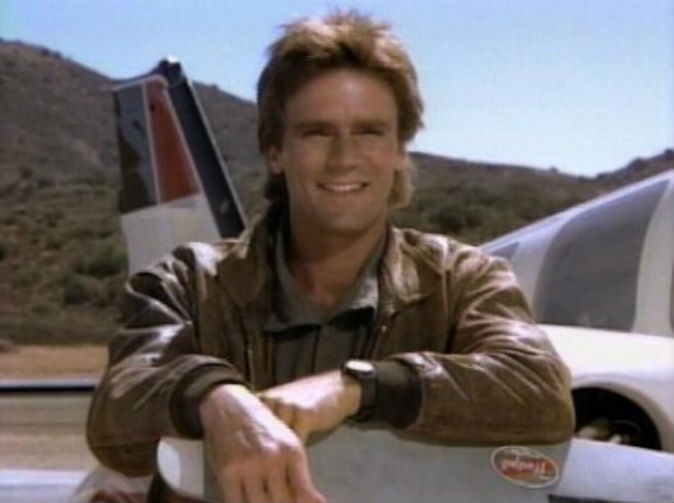 1980s action series, MacGyver, getting a reboot
