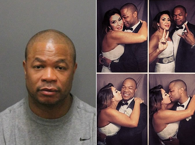 Rapper Xzibit arrested on wedding night