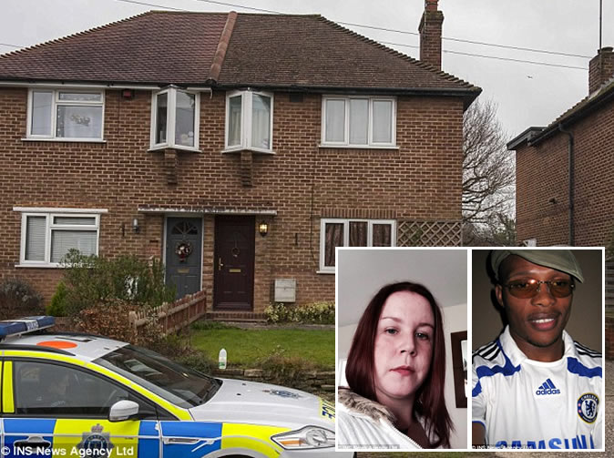 Couple found dead on Christmas Day in apparent suicide pact
