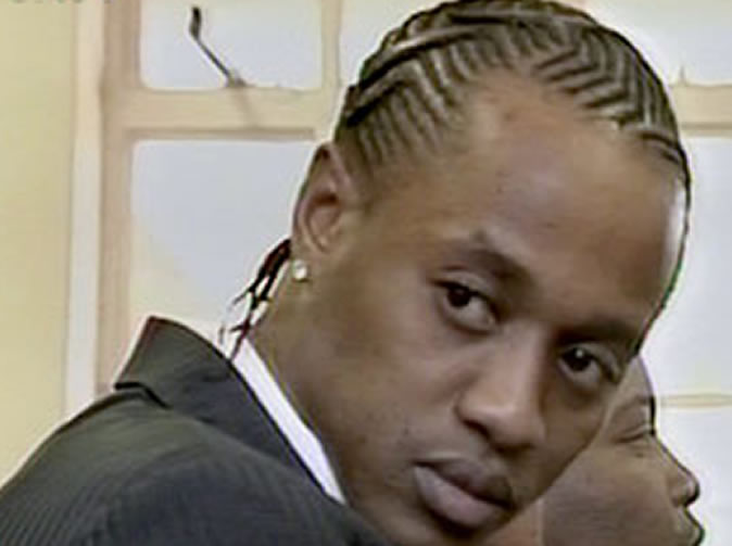 Jub jub 'untouchable in prison' after woman 'vows' to protect him