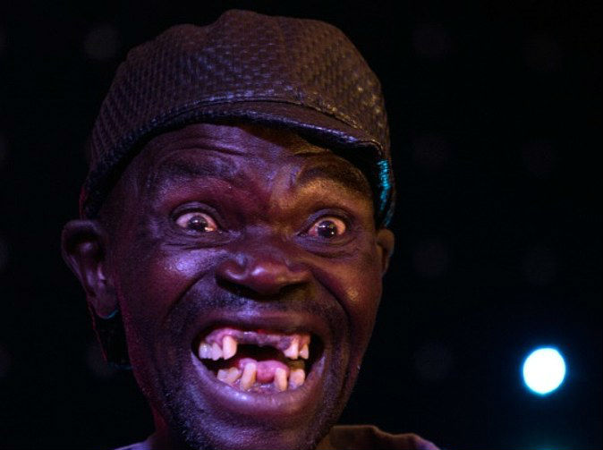 Mr Ugly pageant turns ugly