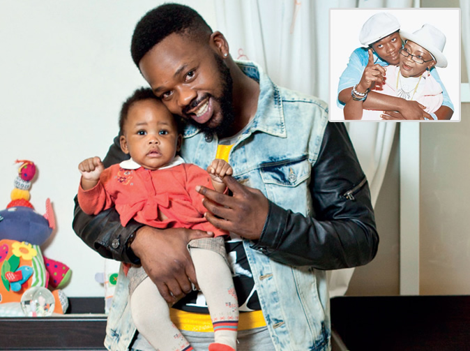 Brenda Fassie's son and granddaughter 'dumped'