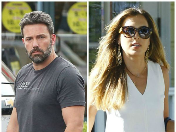 Ben Affleck's former nanny and alleged mistress 'threatening to tell all'