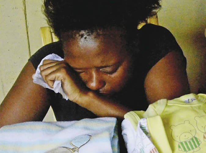 Prophet 'steals baby from woman's womb'