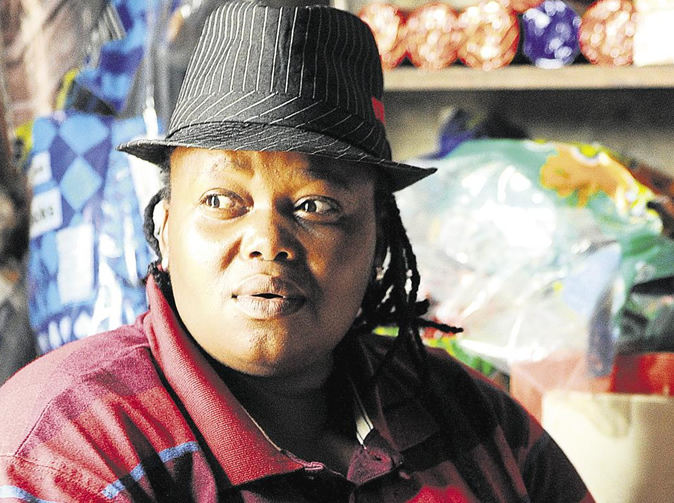 South African woman becomes a lesbian 'because of evil spirits from Zimbabwe'