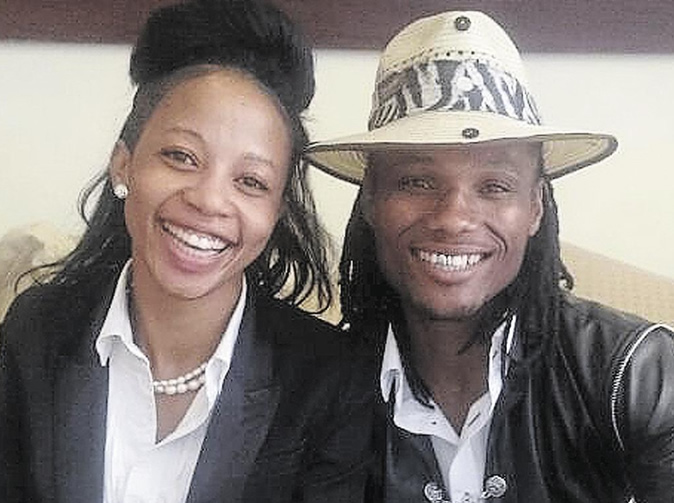 Kelly Khumalo 'getting married to herbalist'