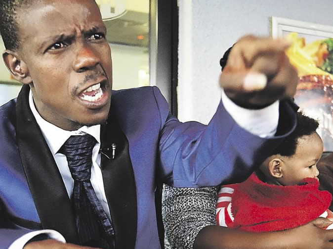 Pastor Mboro in fight over corpse