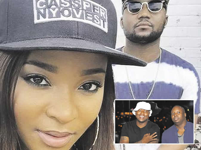 DJs 'banish rapper Cassper Nyovest over girlfriend'