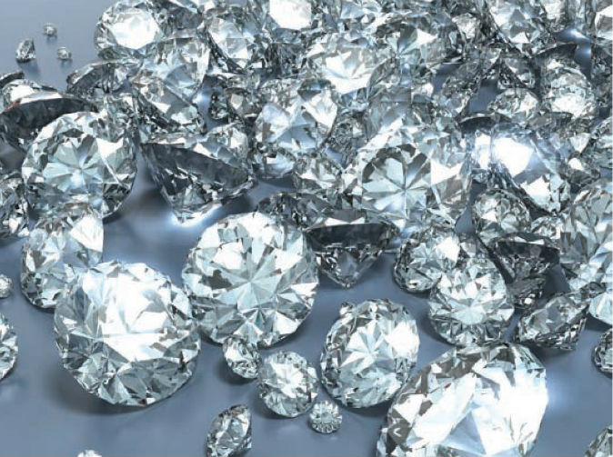 Zimbabwean woman found with diamonds stashed inside her privates
