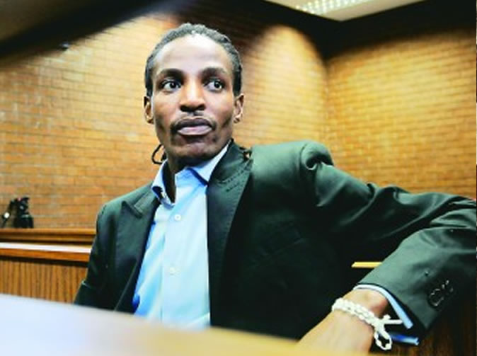 Kwaito star Brickz 'struggling to pay rape case legal bill'