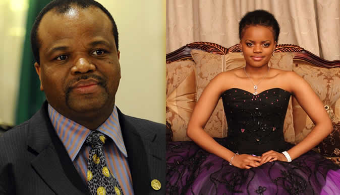 'Princesses are valuable commodities,' says King Mswati III as he raises bride price