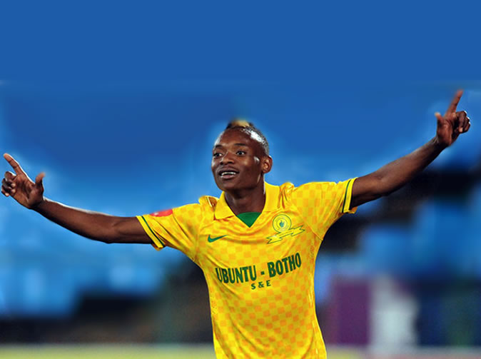 Married Mamelodi Sundowns striker Khama Billiat 'given ultimatum by mistress'
