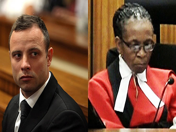 Oscar Pistorius cleared of murdering girlfriend Reeva Steenkamp