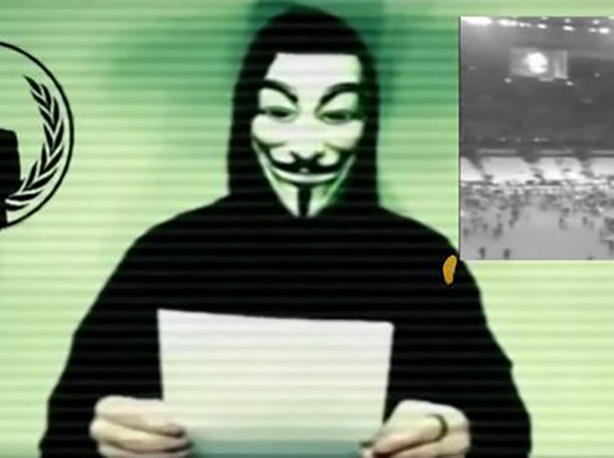 Anonymous threatens to hunt down ISIS