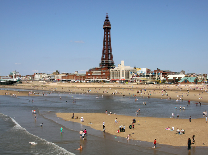 Blackpool's economy so depressed that even prostitutes are forced to leave