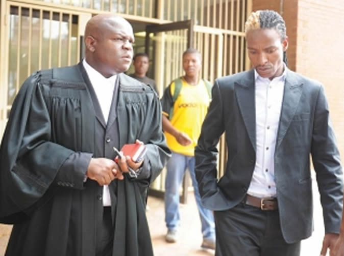 Singer Brickz to fire rape case lawyer