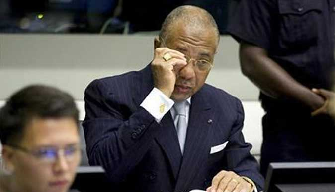Former president of Liberia found guilty - The Hague