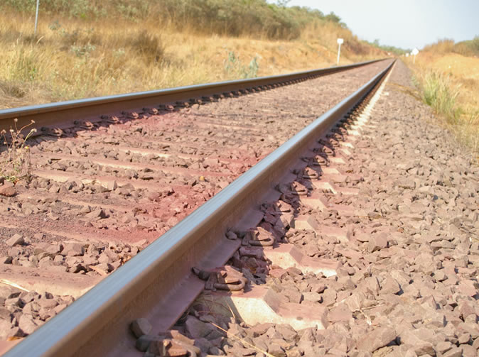 Man killed and thrown on railway line