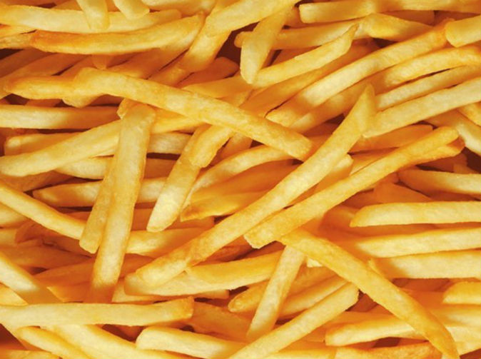 Woman arrested for stealing three chips from a police officer