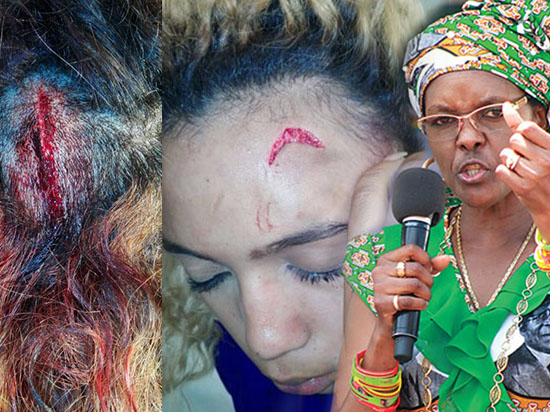 No diplomatic immunity for Grace Mugabe after 'splitting open model's head'