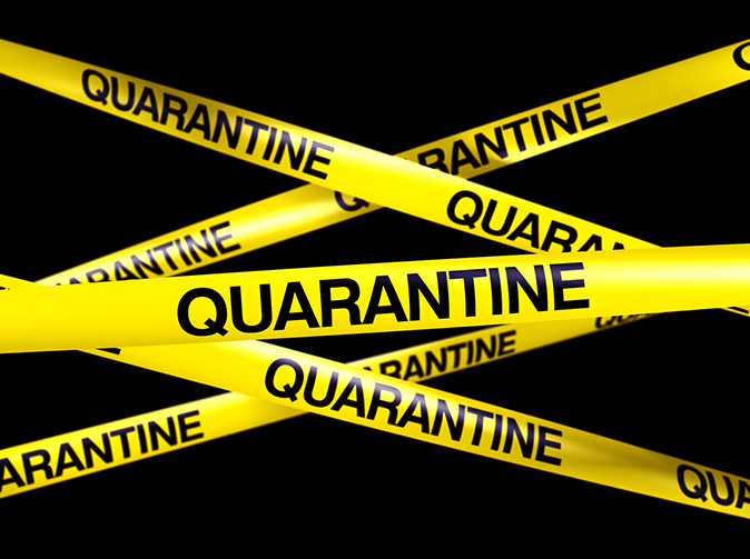 Hospital ward quarantined after spate of mysterious hallucinations