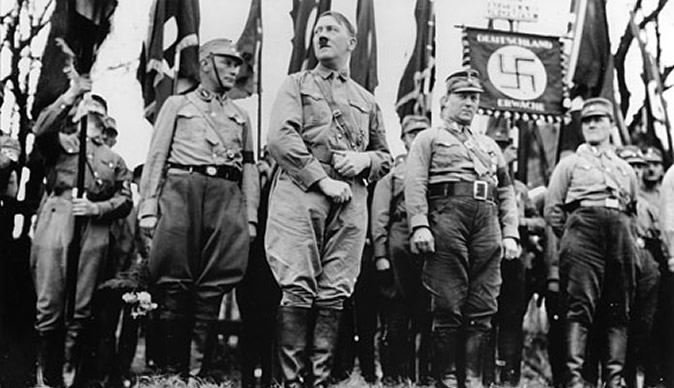 essay on hitler and the holocaust