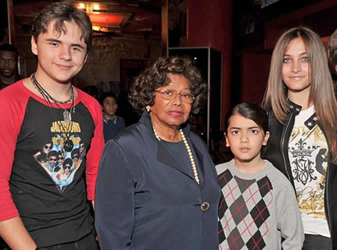 Katherine Jackson soliciting money from Michael's fans