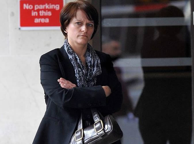 Teaching assistant sleeps with 13-year-old boy