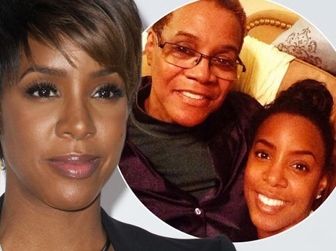 Kelly Rowland mourning death of her mother a month after giving birth