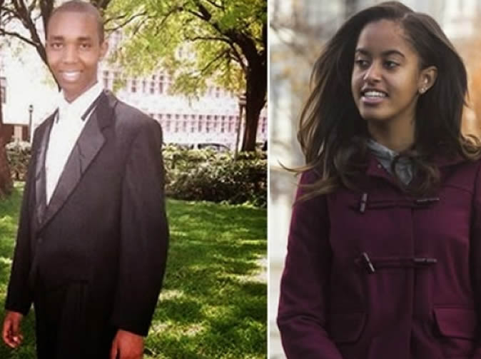 Lawyer offers 70 sheep, 50 cows and 30 goats to marry Obama's daughter