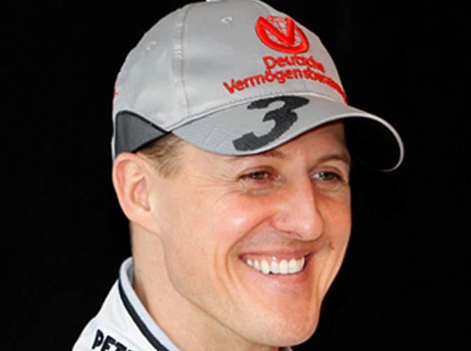 Michael Schumacher reportedly undergoing muscle training