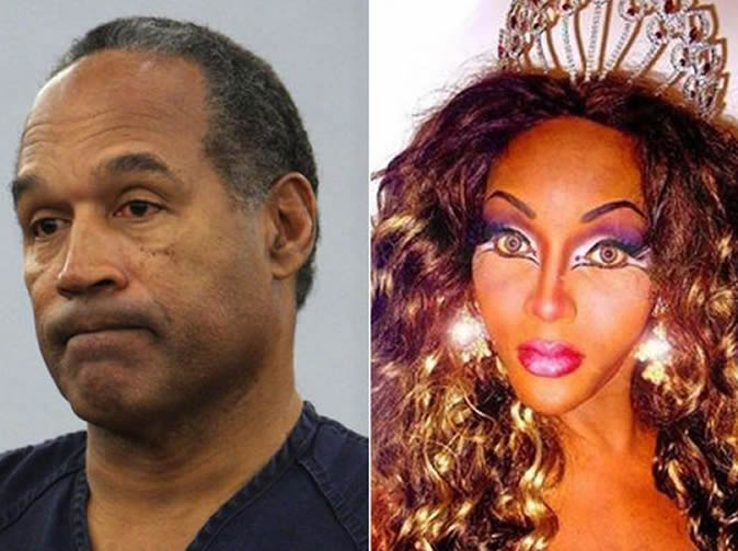 Former prostitute with HIV claims she may have infected O.J. Simpson in prison