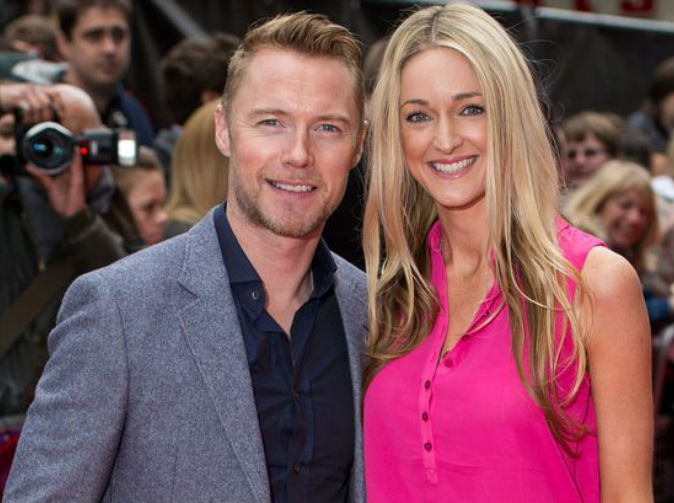 Former Boyzone star Ronan Keating has no regrets about affair that ended first marriage