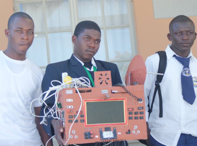 Pupil invents sim-less mobile phone that requires no airtime