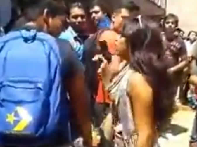 University 'fresher' pulls out handgun in prank gone wrong