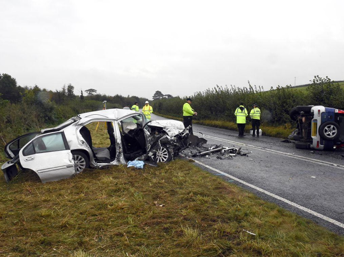 Police appeal for witnesses after fatal car crash