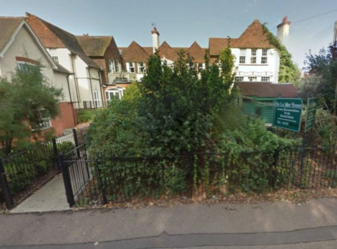 Man, 86, questioned over shooting of wife, 81, at care home
