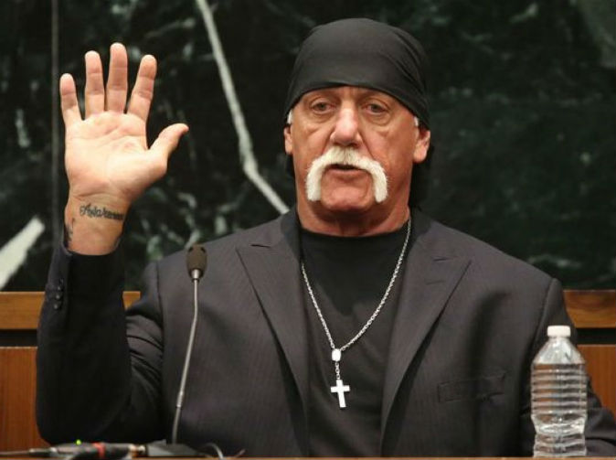 Hulk Hogan awarded $115 million in damages in Gawker indecent tape lawsuit