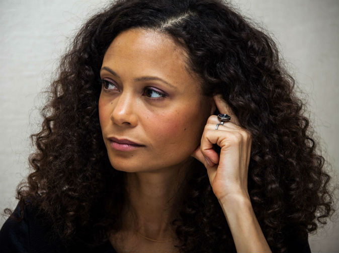 Actress Thandie Newton sexually abused by director