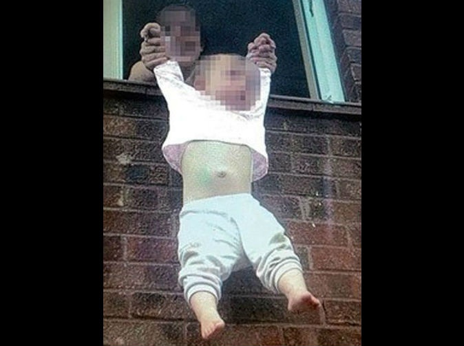 Mother dangled child out of window because Michael Jackson song came on